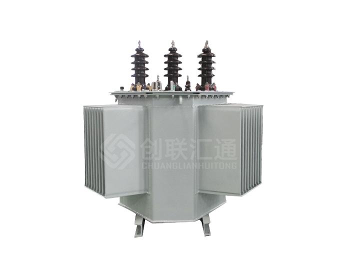 10kv级S13-MR立体卷铁芯油浸式变压器