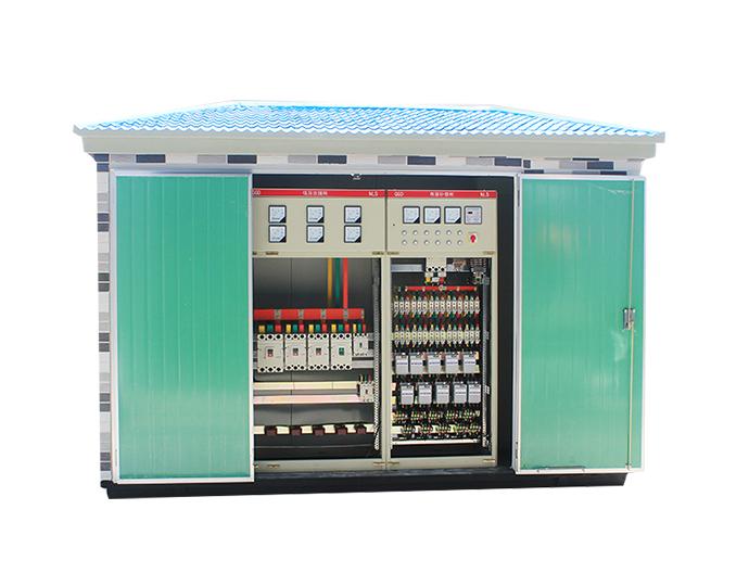 YBW-12-0.4系列预装式变电站